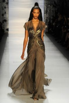 CPamella Roland Fall 2012 ommunity Post: 32 Sublime Gowns From New York Fashion Week