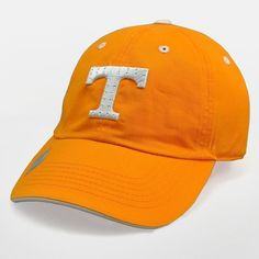 new style 6b02b 02d38 Tennessee Volunteers Embellished Baseball Cap ( 18) ❤ liked on Polyvore