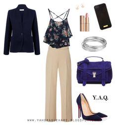 Y. A. Q. - Blog de moda, inspiración y tendencias: [Y ahora qué me pongo con] Pantalones formales