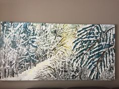 My Secret Place 4'x6' Acrylic $325