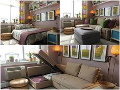 Friheten Sofabed ikea... Living room makeover