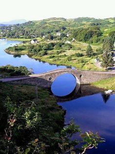 Clachan Bridge, Isle of Seil