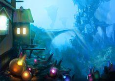 Underwater City by Fallencypt on deviantART