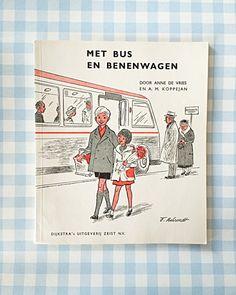 Boekje verkeer | Van Onze Tafel  In our webshop!  www.vanonzetafel.nl/webwinkel