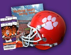 Because you love Clemson Tigers, you should become an honorary IPTAY member. Limited time, great prizes for members!
