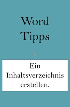 Word tips: Improve IT skills-Word Tipps: EDV Kenntnisse verbessern Word Tips: Create a table of contents with Word. Improve IT skills. One Note, Digital Camera Tips, Digital Cameras, Landscape Photography Tips, Scenic Photography, Aerial Photography, Night Photography, Landscape Photos, Programing Software