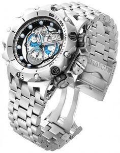 d6818ffc60a Invicta Venom Swiss Made Quartz Watch - Stainless Steel case Stainless  Steel band - Model 16803