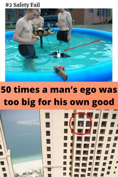 50 #times a man's ego was too #big for his own #good
