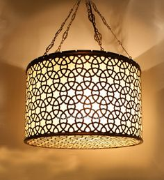 14 best lampshade inspiration images on pinterest lamp shades metal lampshade aloadofball Image collections