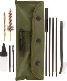 SE 10 pc Rifle/Gun Cleaning Kit:Amazon:Sports & Outdoors