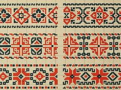 German Monogram Cross Stitch and Embroidery Set 1900 by LuckyKorat, $5.99