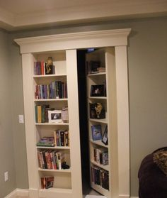 Beautiful Short Doors for Basement