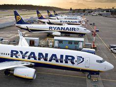 Ryanair 2017 : 5 routes de plus à Manchester, 2 de moins à Londonderry