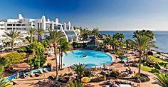 ¿Harto del frío? Los 10 hoteles Todo Incluido más espectaculares de Canarias
