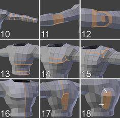 Maya Character Modeling, Maya Modeling, Surface Modeling, Character Model Sheet, Modeling Tips, Game Character Design, 3d Character, Game Design, Blender 3d