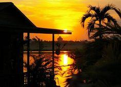 Smutne Phnom Penh Phnom Penh, Celestial, Sunset, Outdoor, Sunsets, Outdoors, Outdoor Living, Garden