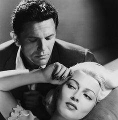 JOHN GARFIELD, LANA TURNER POSTMAN ALWAYS RINGS TWICE, THE MGM