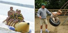 Family Activities are a part of The Tyler Place Family Resort all inclusive family vacations.
