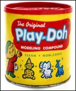I loved Play-Doh and the smell takes me back--love it still