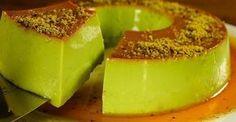 Pudim de pistache delicioso e totalmente diferente de tudo que você já comeu | VC BELA