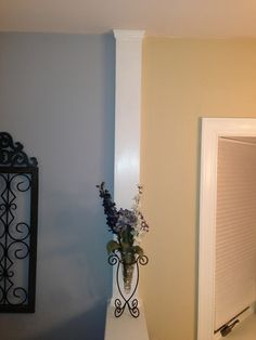 Using Trim To Separate Spaces With Different Paint Colors Home Pinterest Room Living Room