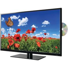 """Gpx 32"""" 1080p Led Tv And Dvd Combination"""