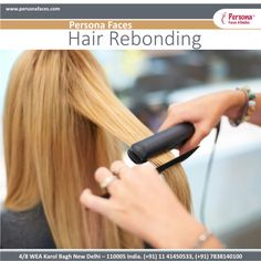 Persona Faces #HairRebonding .. Details here @