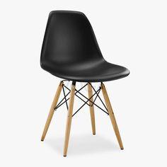 DSW Eiffel Stuhl Von Charles Und Ray Eames Im Klassischen Nachkriegsstil EUR75 Dsw Chair