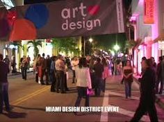 Art Walk in Design District #Miami