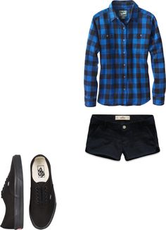 """""""Untitled #1402"""" by skydoesminecraft ❤ liked on Polyvore- This is my style, if only th shorts were longer, it would be perfect!"""