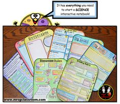 Science Interactive Notebook | Interactive science ...
