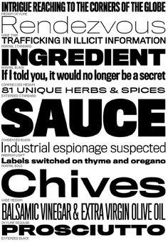 Font Bureau Fonts | Titling Gothic FB