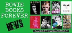 David Bowie: nuove uscite editoriali
