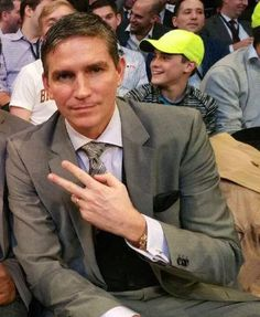Jim Caviezel: New Icon? — louisle: His cuteness is beyond words…! xD