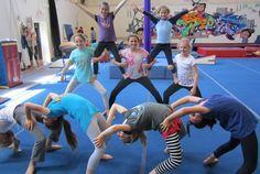 AcroSports - Circus, Gymnastics, Dance, and Drama