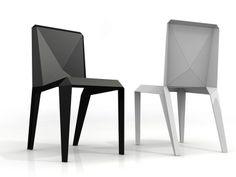 Aluminium chair LINGOTTO   Chair - altreforme