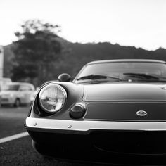 I'd love to catch a thief myself around the south of france in this...Lotus Europa
