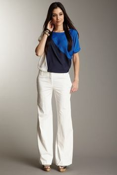 these pants are great and I can see myself wearing them to work or out n about. (bcbgmaxazria)