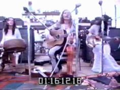 The Incredible String Band - When You Find Out Who You Are (Live @ Woodstock 1969)
