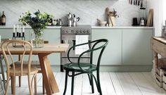 Inspiratieboost: een vleugje groen in de keuken