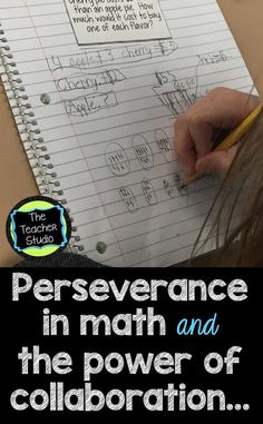 Perseverance and lea
