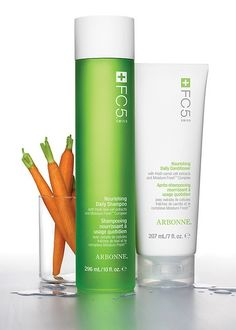 I've been using this shampoo & conditioner this week. Not kidding..my hair is so fluffy and wonderful. May I be your Arbonne Consultant?