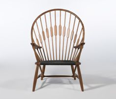 Wegners Peacock Chair £977 from Designers Revolt. Original quality designer classics at a fraction of the high street price. Join the Designers Revolt!