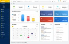 30+ Best Admin Dashboard PSD Templates   Decolore.Net