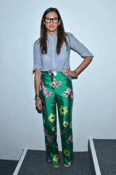 As seen on the incomparable Jenna Lyons.