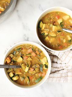 30 Minute Immune Boosting Soup