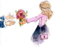Fashion Illustration | Fashion sketch | Fashion Design | Mode Illustration | co_miho |comiho