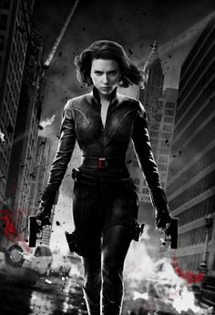 Black Widow - Poster by Iacovos10 on deviantART