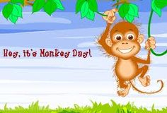 Dec 14 - National Monkey Day