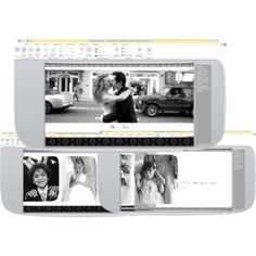 """Free Wedding Album Template For PowerPoint 2013"" #wedding photos #PPT presentation template #Free download #Office.com"